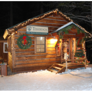 Snowshoeing Under the Light of the Silvery Moon // Snowshoe Magazine