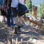 Weekend Warriors: Hiking the Pacific Crest Trail // MountainHikingSite.com