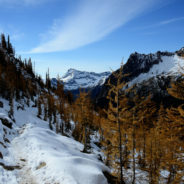 This Year's Epic Snowpack Could Pose a Threat to 2017 Pacific Crest Trail Hikers // Backpacker Magazine