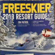 Mammoth Snowfall // Freeskier Magazine
